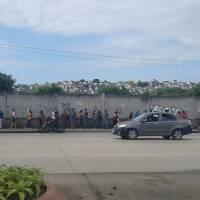 Más de 40 minutos de retraso en el proceso electoral en Guayaquil