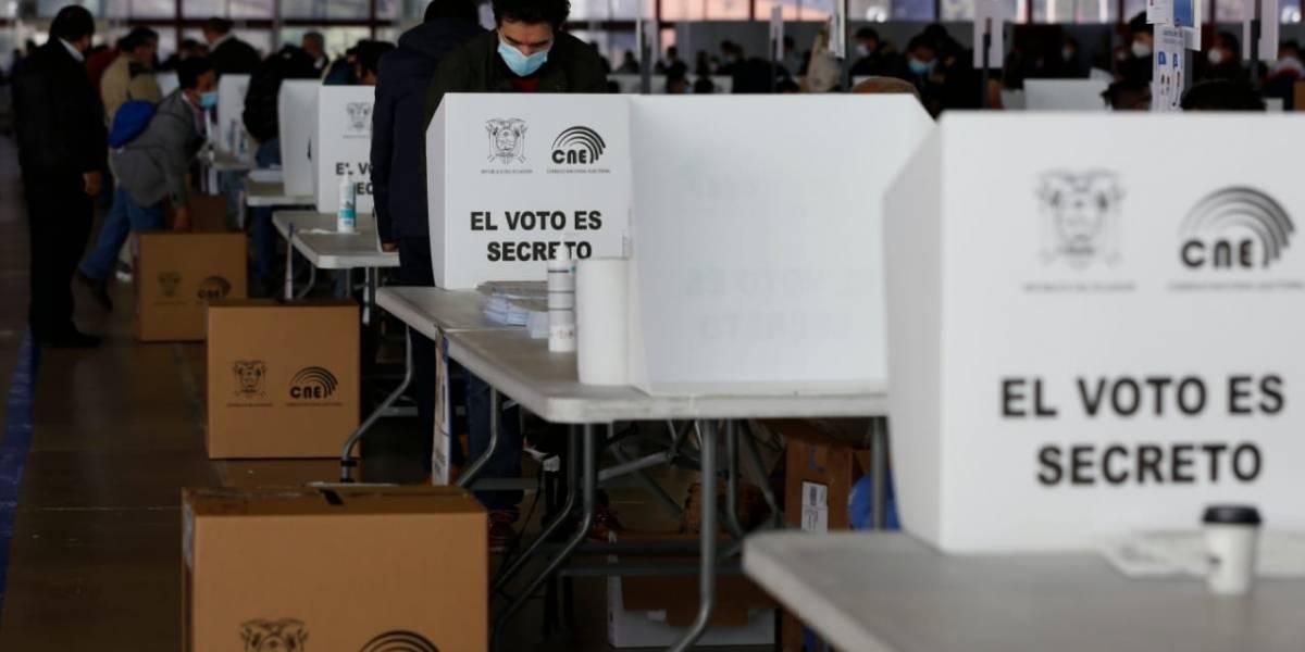 Elecciones 2021: Retraso en instalación de mesas por ausencia de miembros de Juntas Receptoras del Voto