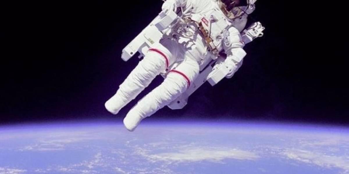 Se cumplen 37 años del primer vuelo autónomo de un astronauta