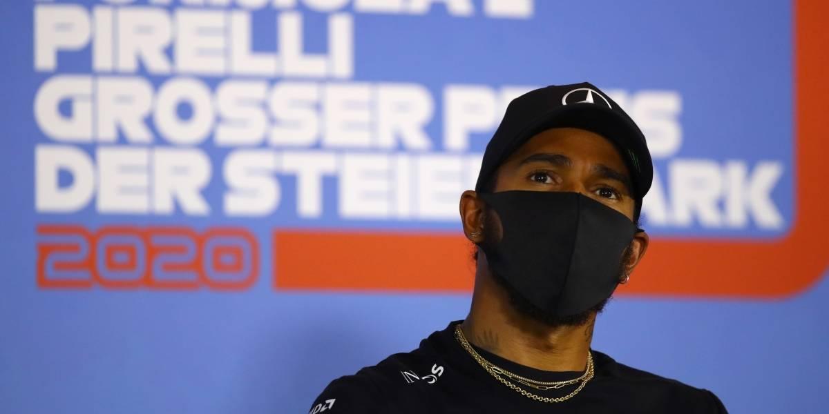 Fórmula 1: Hamilton renova com  a Mercedes