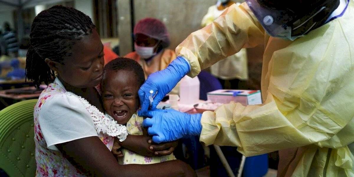 Congo busca parar nuevo brote de ébola