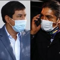 "Andrés Arauz le dice a Yaku Pérez ""bienvenido a la segunda vuelta"""