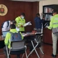 Fiscalía pide vincular a funcionarios del Municipio de Quito en caso de pruebas COVID-19