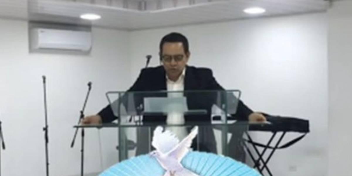 Apareció el pastor colombiano que hizo a creyentes vender todo con promesa de la llegada de Jesucristo