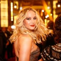 Jennifer Lawrence sofre acidente durante as gravações do filme 'Don't Look Up'
