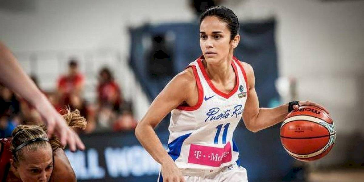 Michelle González estará a cargo de las Selecciones Nacionales Juveniles de baloncesto femenino