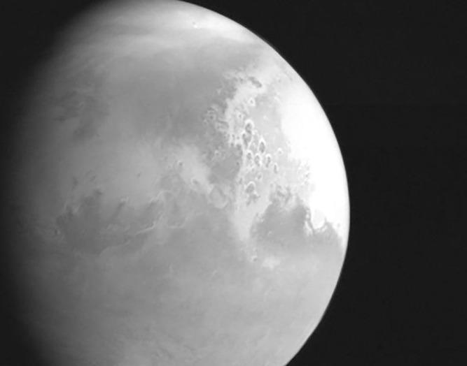 Marte, bajo la óptica de China.