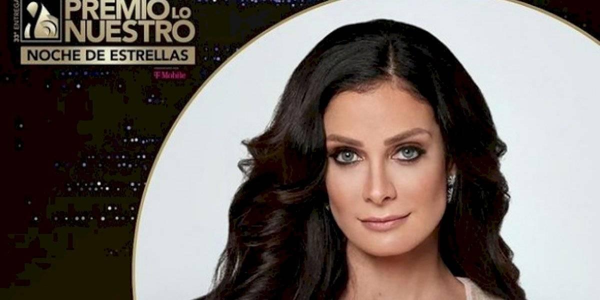 Dayanara Torres conducirá alfombra magenta de Premios Lo Nuestro