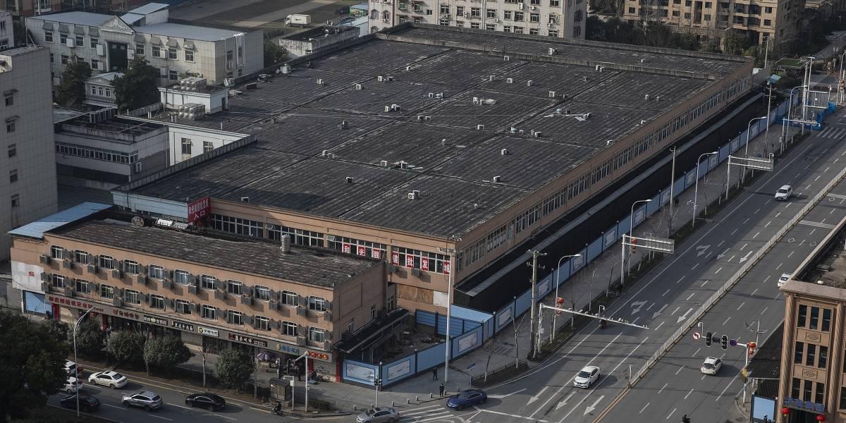 Mercado de Wuhan pode não ter sido o berço da pandemia
