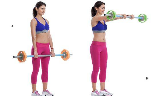 ejercicios para endurecer brazos