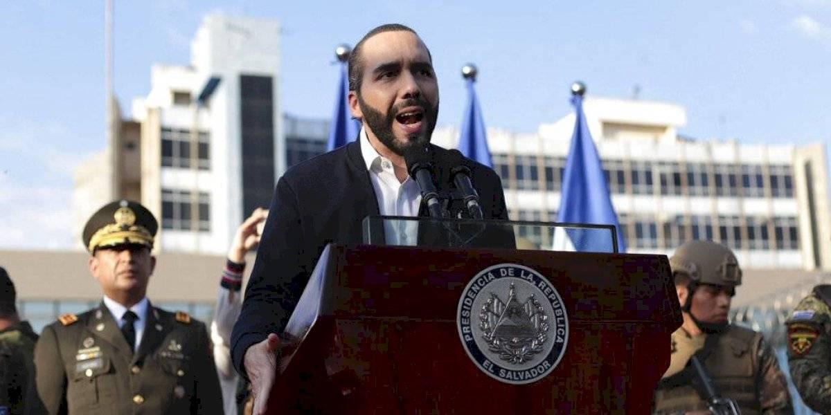 Diputados de El Salvador retroceden en pensamiento de destituir a Bukele