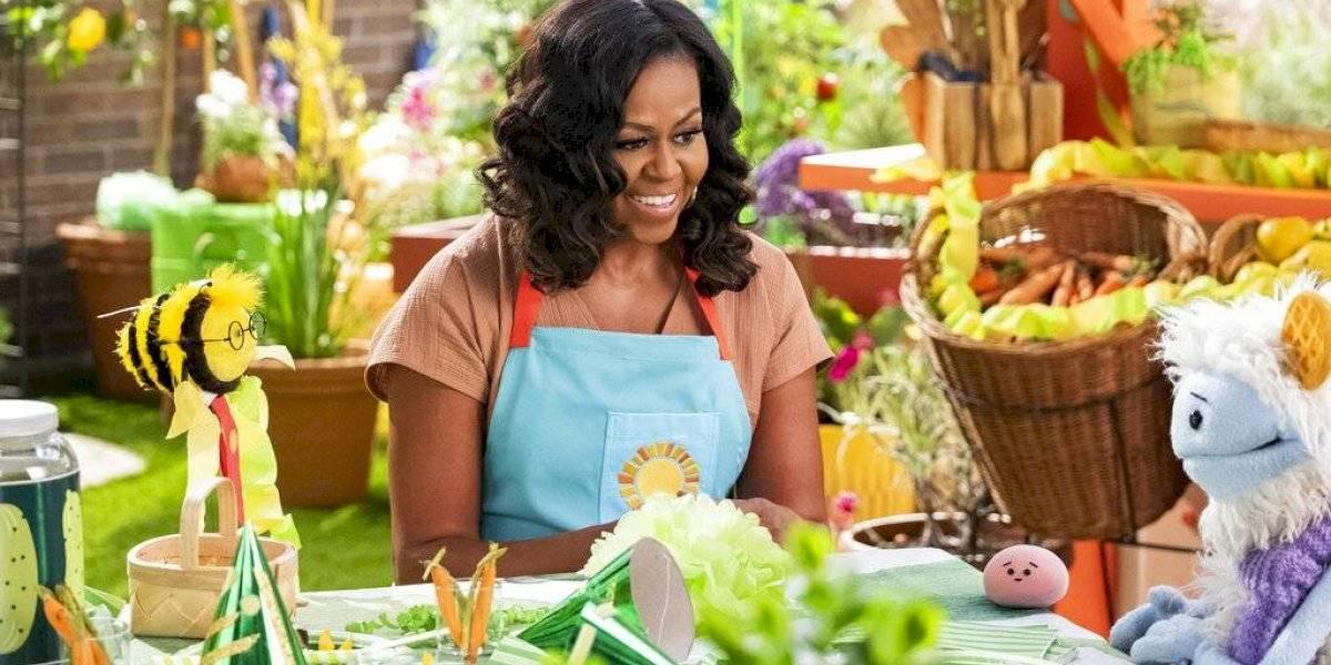 Michelle Obama tendrá su programa de cocina para niños en Netflix