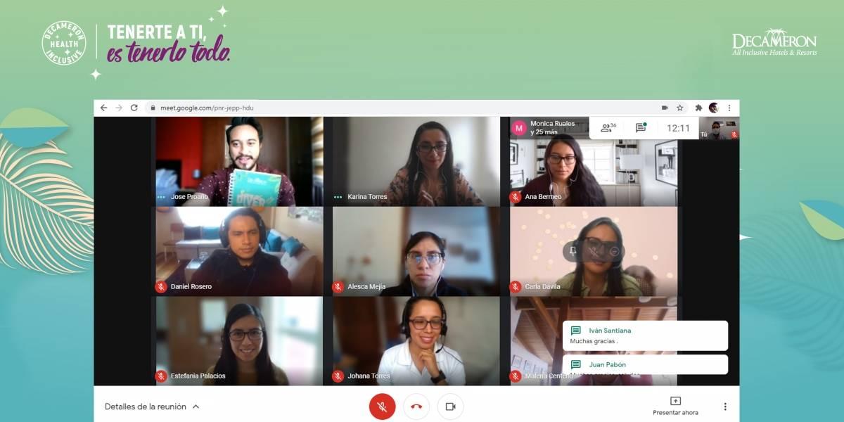 Hoteles Decameron desarrolla capacitaciones virtuales a agentes de viaje