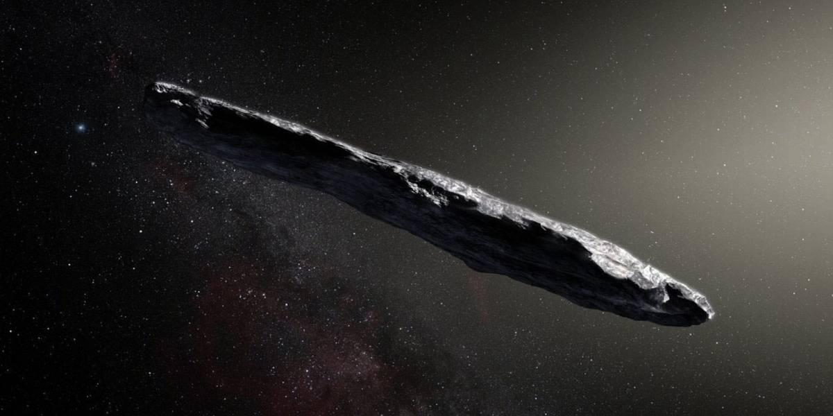 ¿Es el Oumuamua una creación de extraterrestres?