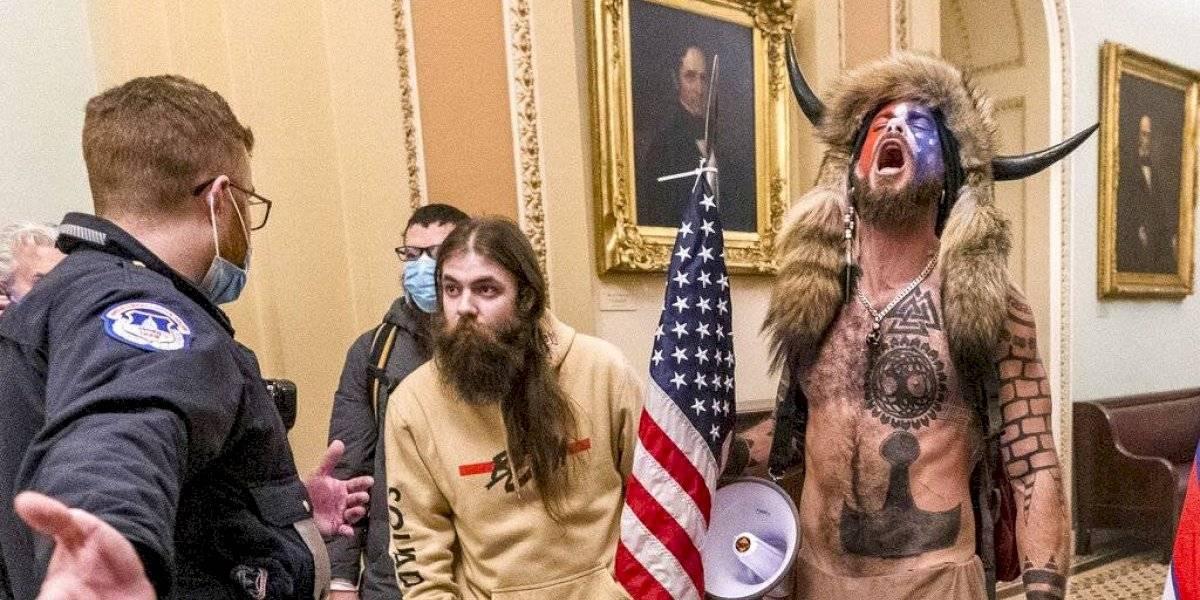 Alertan en Estados Unidos sobre otro asalto al Capitolio