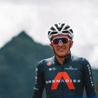 Richard Carapaz confirma que debutará en la Volta a Catalunya