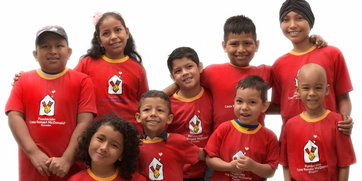 """Fundación Casa Ronald McDonald presenta el programa """"Adopta una Familia"""""""