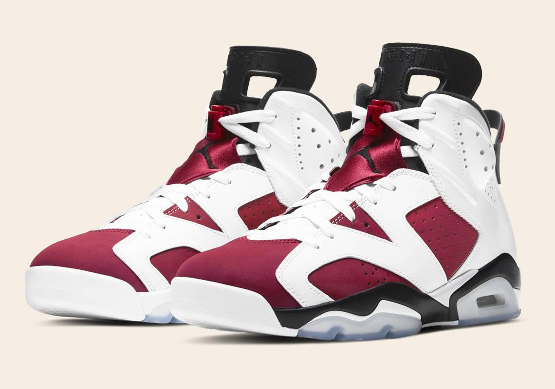 Air Jordan 6 Carmine