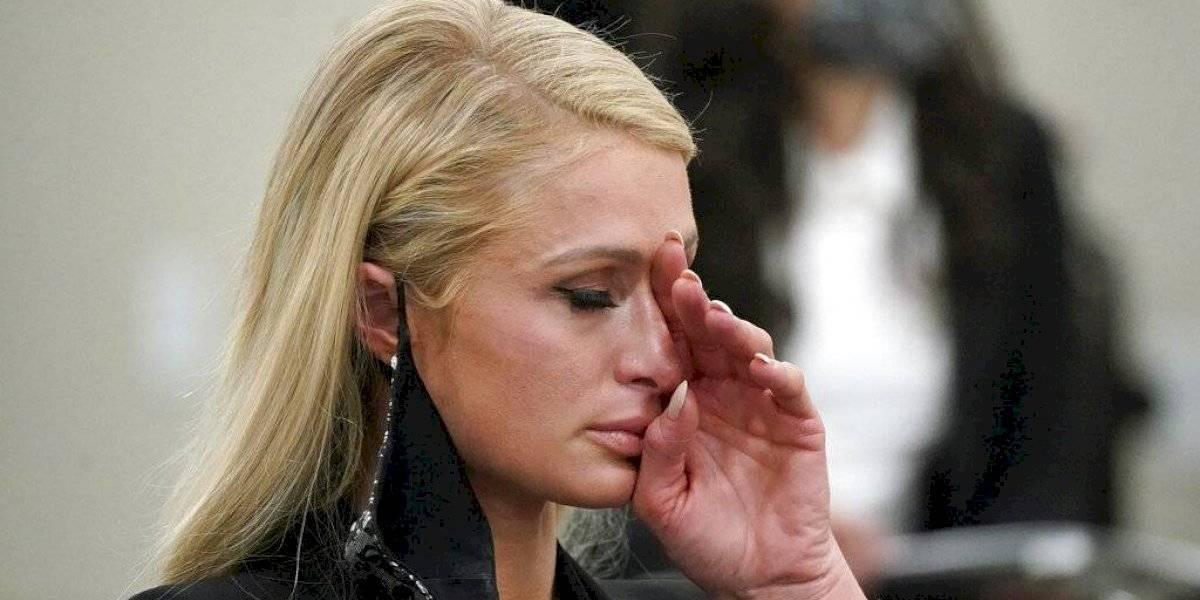 Paris Hilton testifica sobre abusos que sufrió en internado de Utah