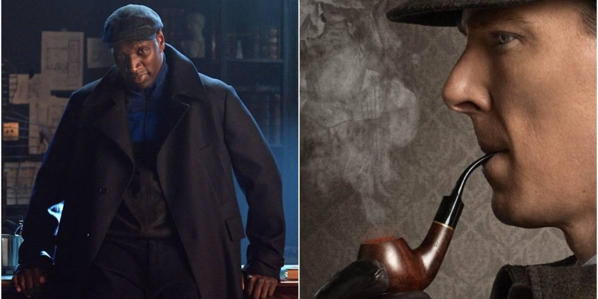 Netflix: criador de 'Lupin' quer crossover da série francesa com Sherlock Holmes