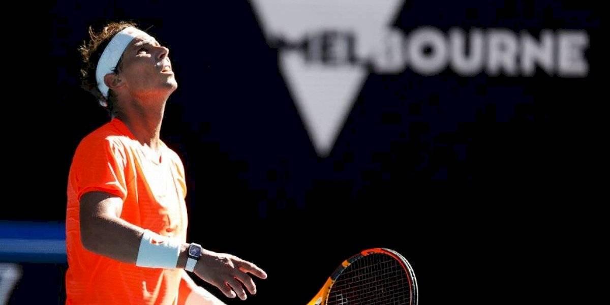 Rafa Nadal y Ash Barty avanzan en el Abierto de Australia