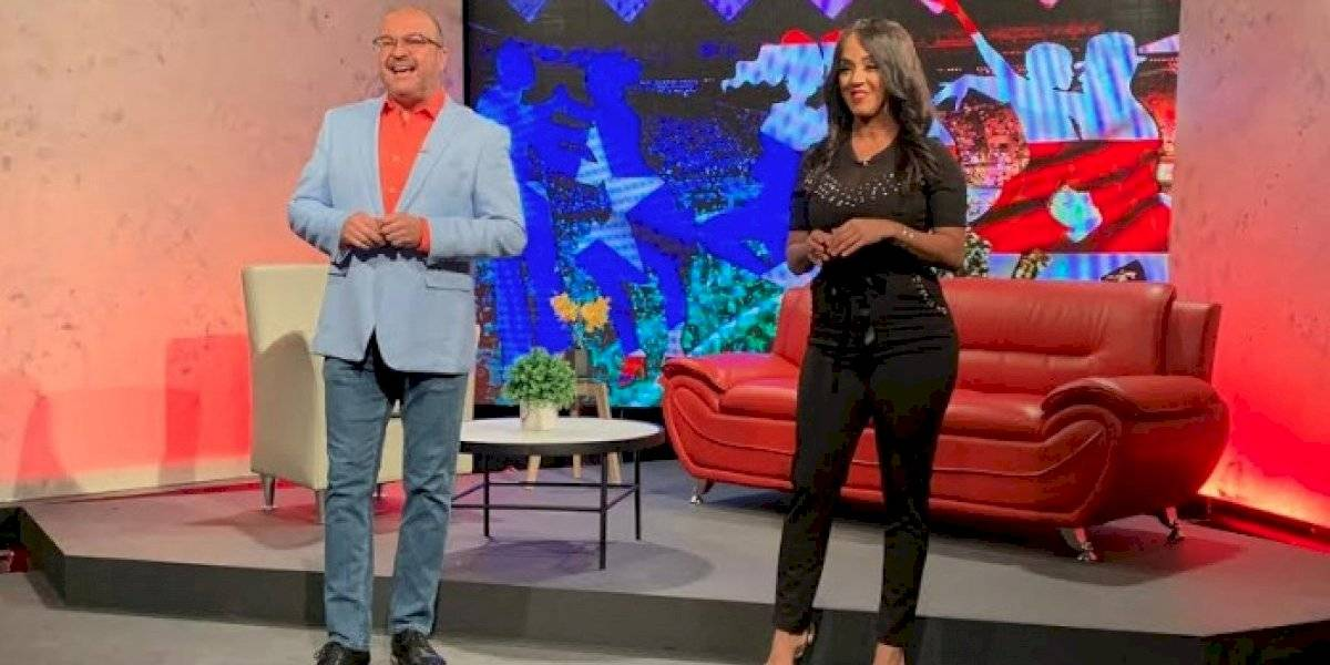 Juliana Ortiz vuelve a Mega TV
