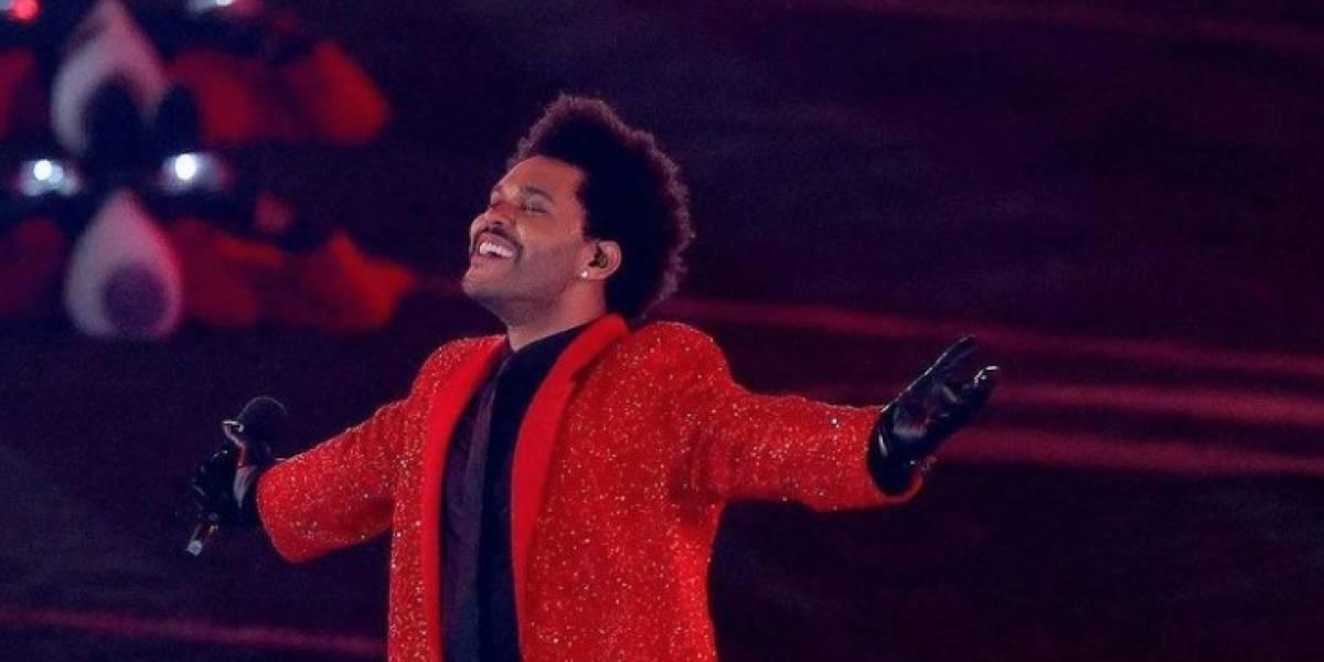 Video: The Weeknd se convierte en meme tras el Super Bowl, míralo aquí