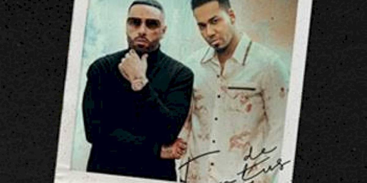 """Nicky Jam y Romeo Santos lanzan el tema """"Fan de tus fotos"""""""