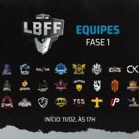 Battle Royale: Série B da Liga Brasileira de Free Fire começa nesta quinta-feira (11)