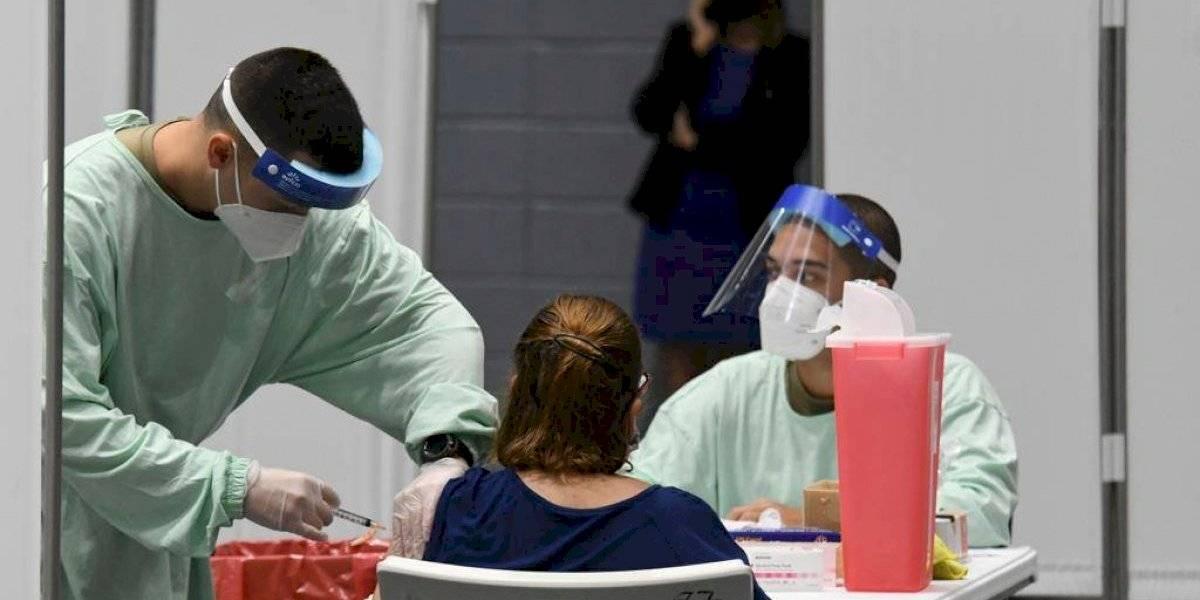 Puerto Rico desciende a posición 17 en vacunaciones administradas en el mundo