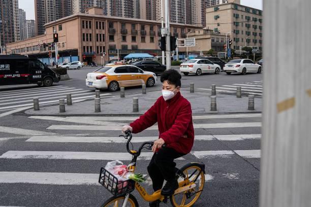 La vida en Wuhan.