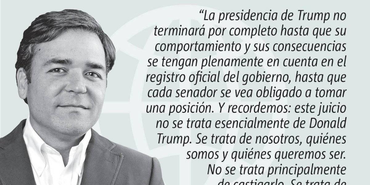 Opinión de Alejandro Figueroa: En Juicio la fibra de la Nación
