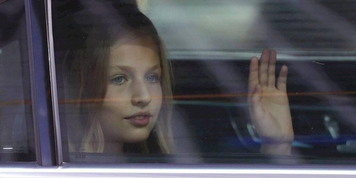 Casa Real anuncia que la princesa Leonor de España estudiará en Gales