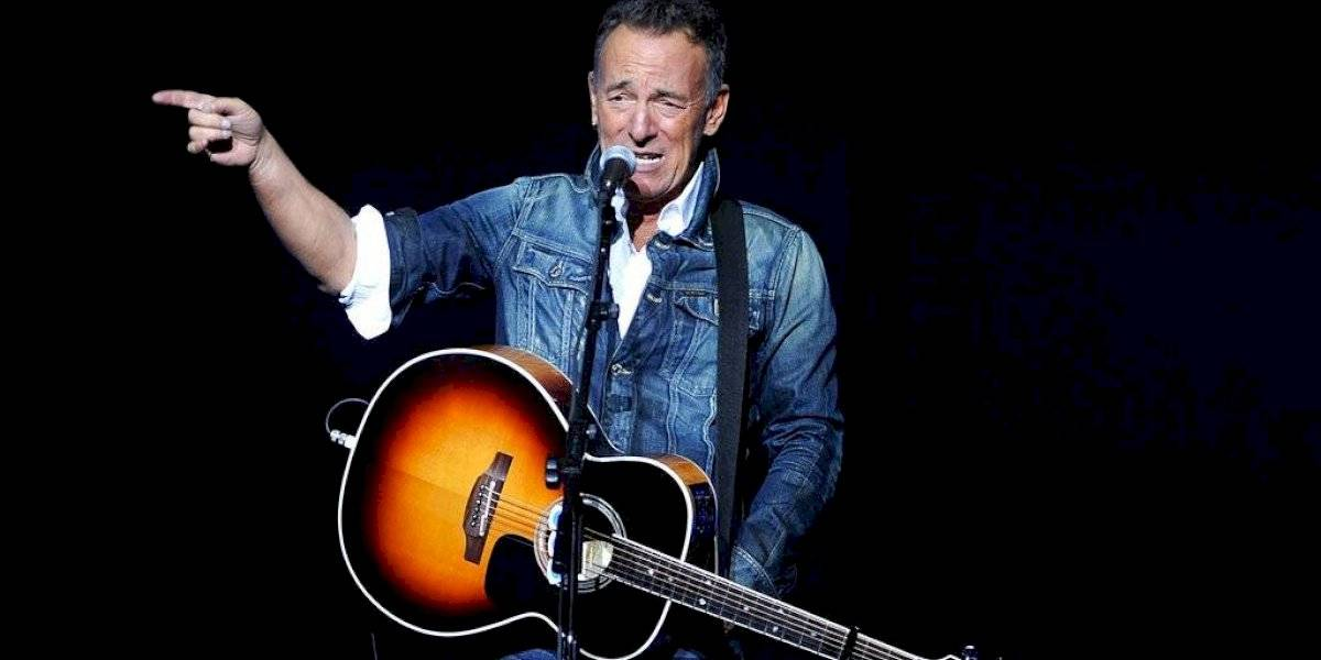 Bruce Springsteen enfrenta un cargo en Nueva Jersey por conducir ebrio