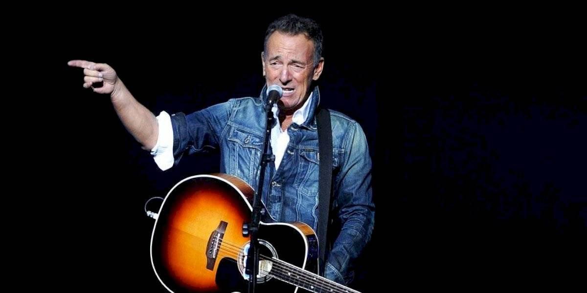 Retiran cargos por conducir borracho a Bruce Springsteen