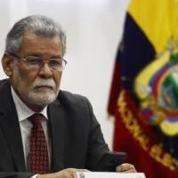 """Vicepresidente del CNE, Enrique Pita: """"El proceso electoral concluye con el último voto escrutado"""""""