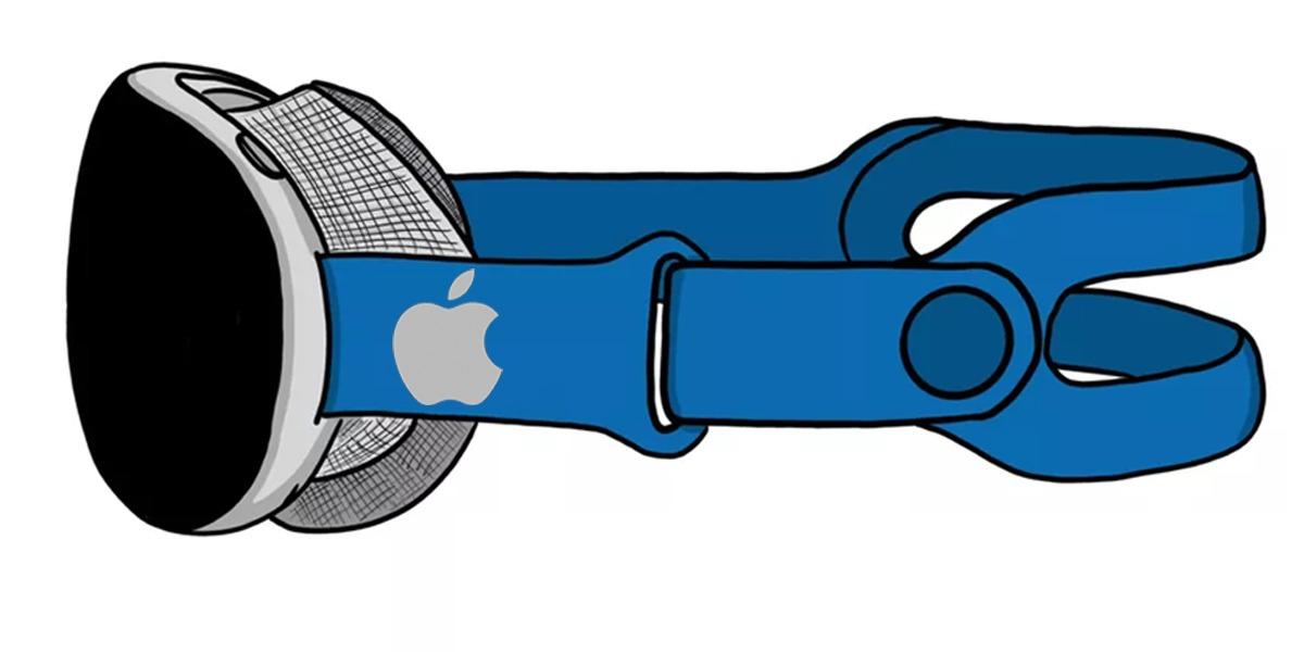 Apple crearía pantallas microOLED ultra delgadas para su dispositivo de Realidad Aumentada