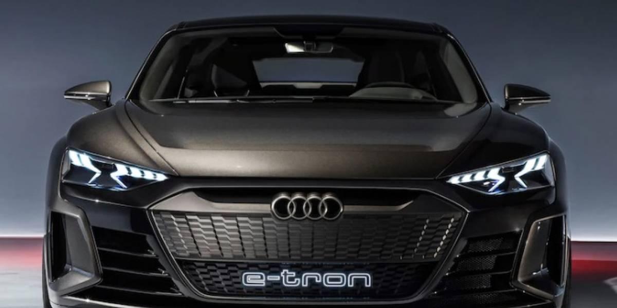 Audi reveló su nuevo auto con tecnología de Porsche