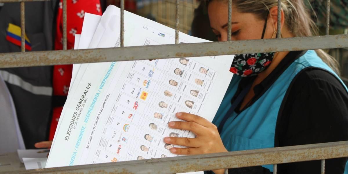 Ministerio de Finanzas asignará recursos al CNE para el reconteo de votos