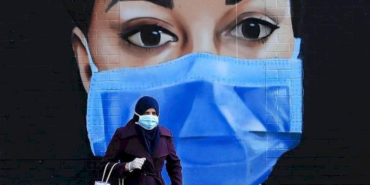 El Reino Unido detecta una mutación local del virus similar a la sudafricana