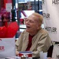 Fallece Larry Flynt, magnate de la pornografía y fundador de la revista Hustler