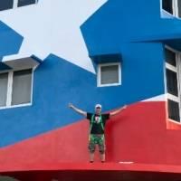 Julián Gil luchará por permanencia del mural de P. R. en su restaurante