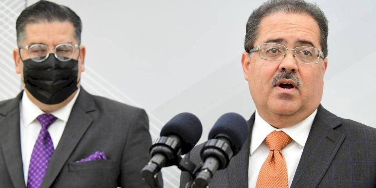 Presidentes legislativos discuten cambios para el sector económico con el gobernador