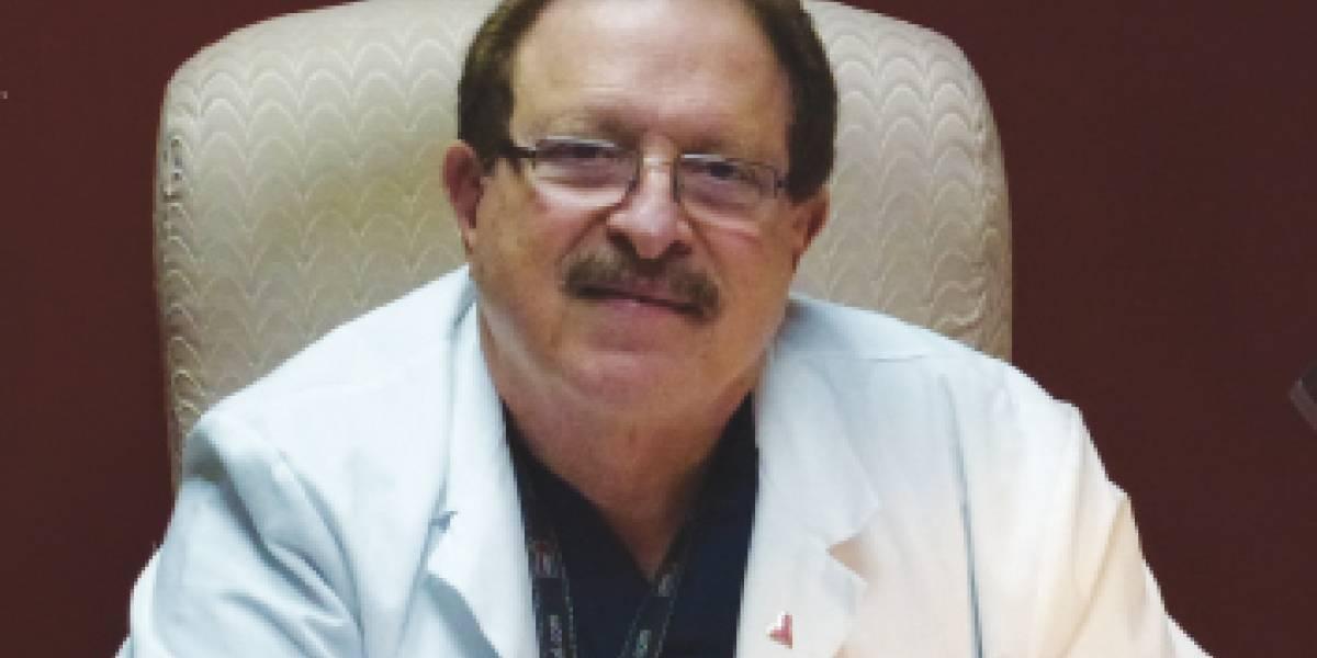 Fallece el cirujano Raúl García Rinaldi