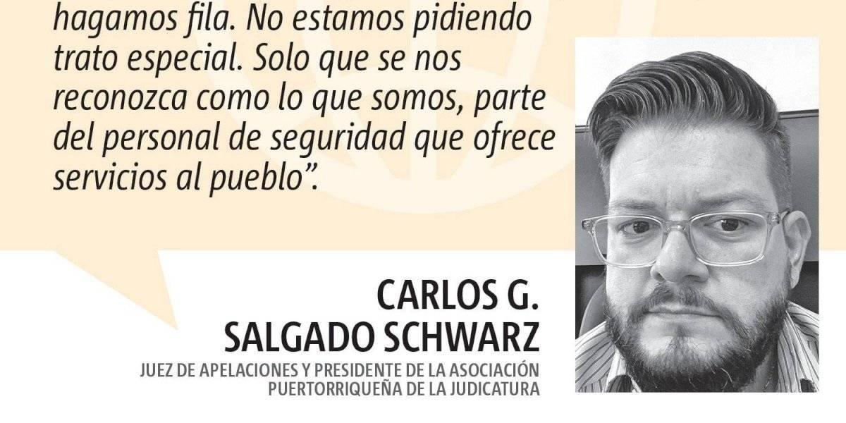 Opinión de Carlos G. Salgado Schwarz: Si, en serio, somos empleados de primera respuesta