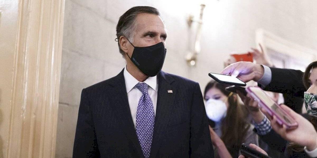 Senadores de Estados Unidos reviven el horror del asalto al Congreso
