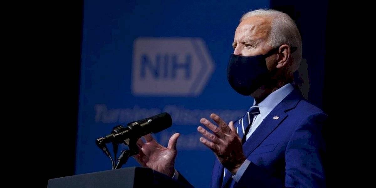Biden hará compromiso de reducir emisiones en 50% para 2030