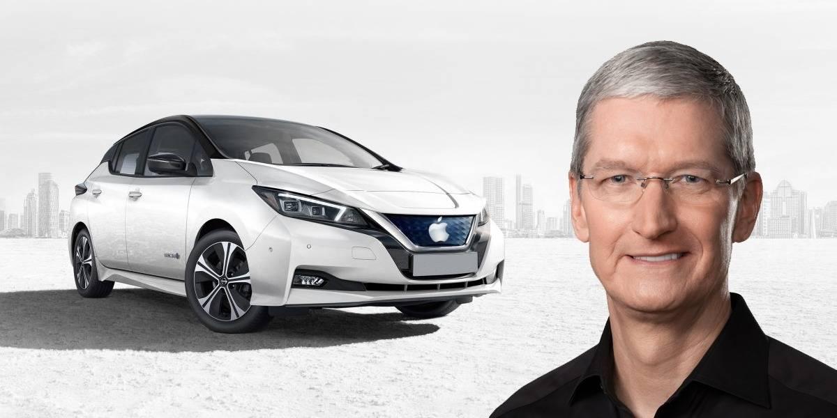 Apple Car: Nissan confirma no estar en charlas para construir el coche eléctrico