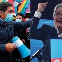 """Yaku Pérez invita a Guillermo Lasso al diálogo y tras conocer los resultados aceptará """"la decisión popular"""""""