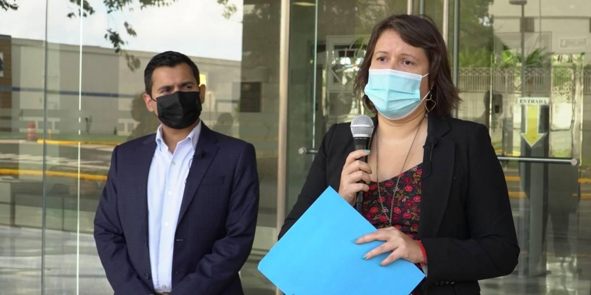 Eva Prados anticipa pronta acción de la Cámara baja sobre su reclamo de nueva elección